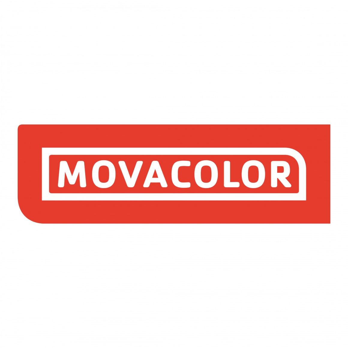 La línea completa de productos Movacolor
