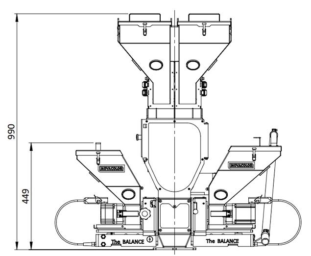 Diseño compacto y alto rendimiento