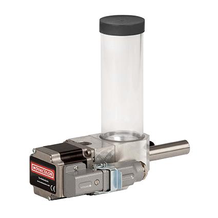 MCMicro: El sistema de dosificación más pequeño para máquinas pequeñas de moldeo por inyección