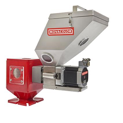 Alimentadores volumétrico para moldeo de inyección y extrusión
