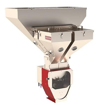Serie MCHybrid 30R: para el uso de materiales de molienda de baja densidad