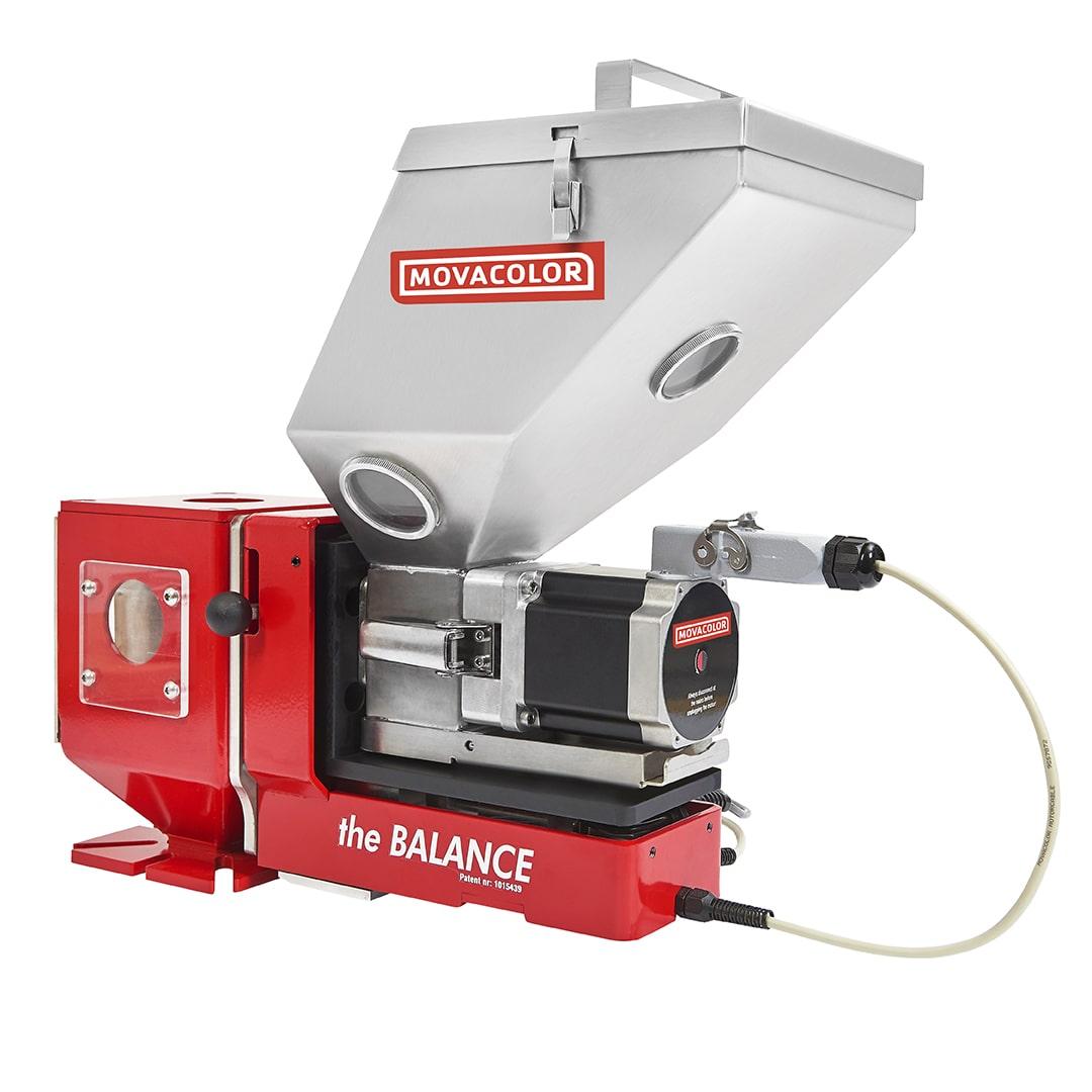 MCBalance: dosificación gravimétrica de alta precisión