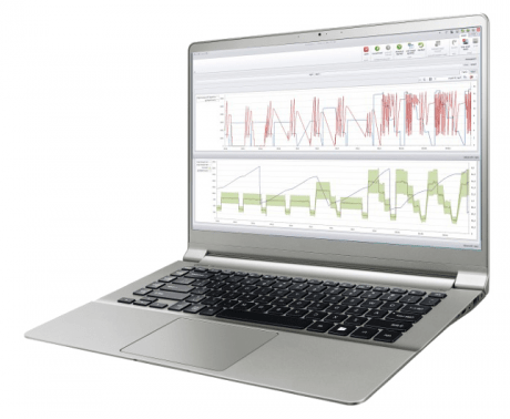 MCSmart: continuous data logging software for monitoring, quality control and material management